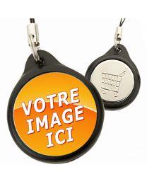 Porte Jeton Photo pour téléphone portable